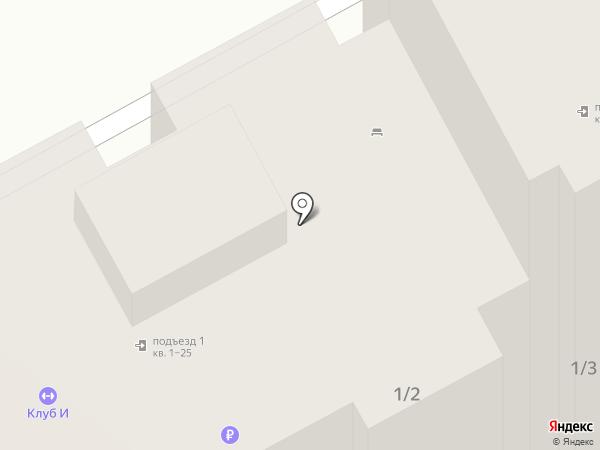 Авто Транс Сервис на карте Иркутска