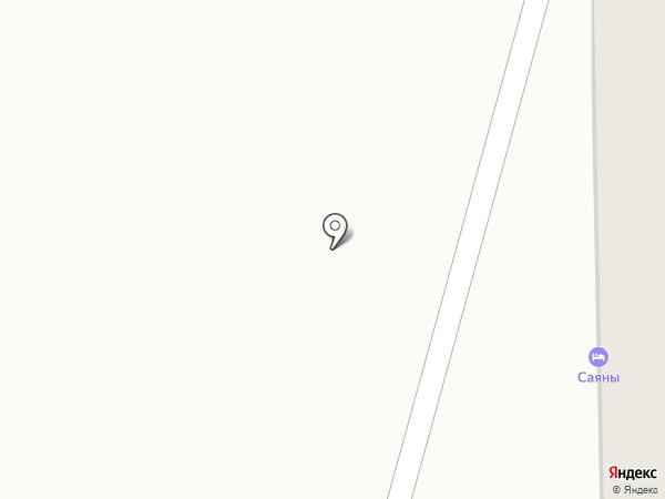 Семейный на карте Иркутска