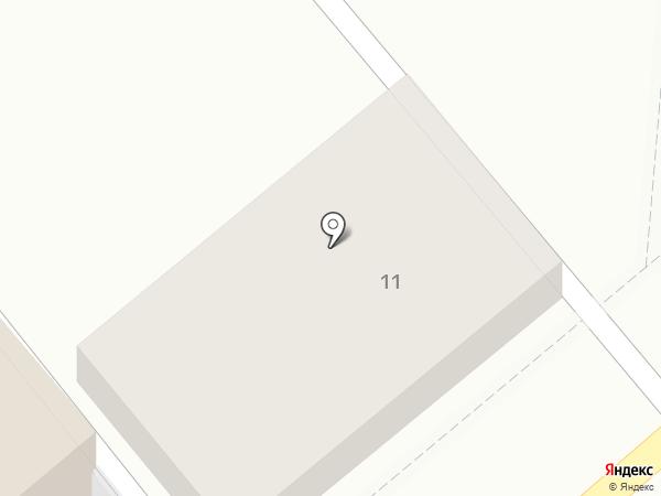 GIT-tech на карте Иркутска