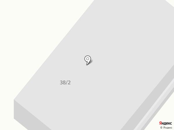 Автосервис на карте Иркутска