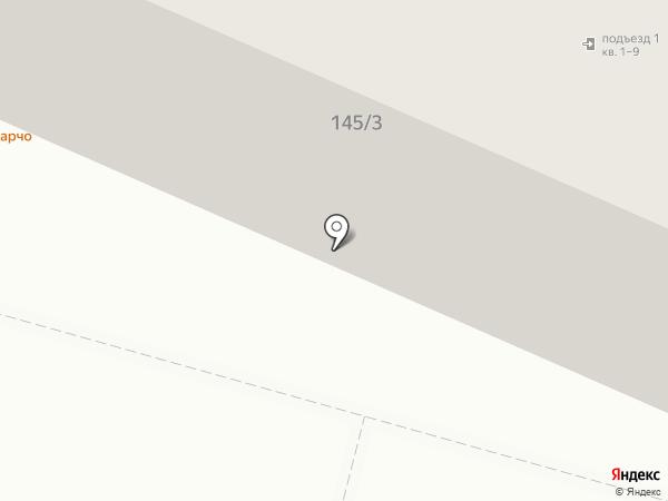 Grosseto на карте Иркутска