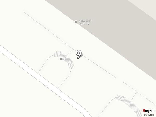 Орбита, ТСЖ на карте Иркутска