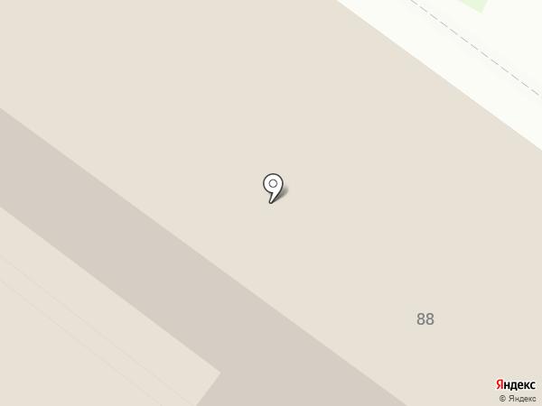 Юридический кабинет на карте Иркутска