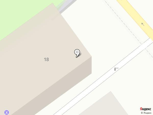 ДОБРЫЙ ДОКТОР на карте Иркутска