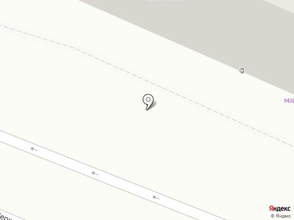 Бульон на карте Иркутска