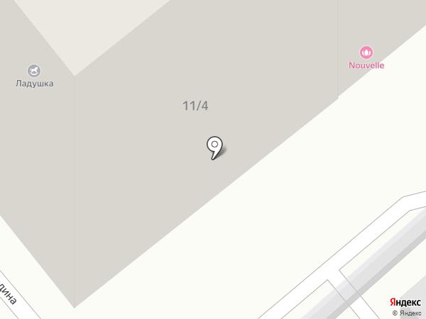 Центр юридических услуг на карте Иркутска