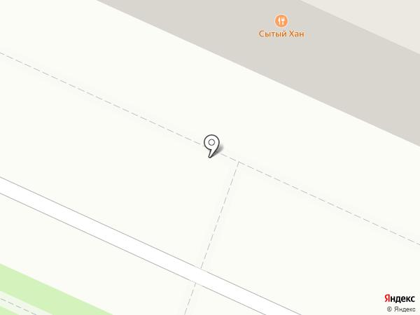 Жадина Говядина на карте Иркутска