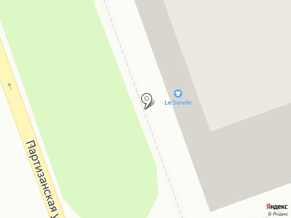 Le Sorelle на карте Иркутска