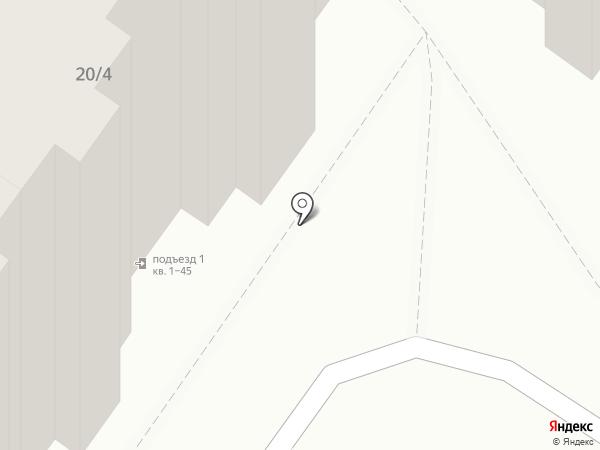 Вернисаж на карте Иркутска