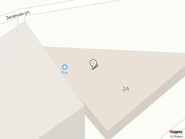 Май на карте Марковой