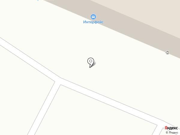 Магазин автозапчастей для отечественных автомобилей на карте Иркутска