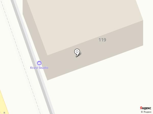 Айлант+ на карте Иркутска