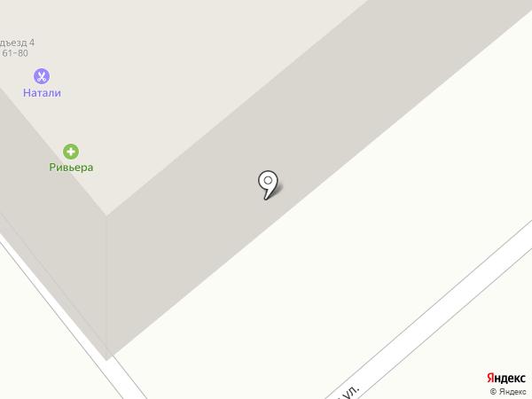 Стиль на карте Иркутска