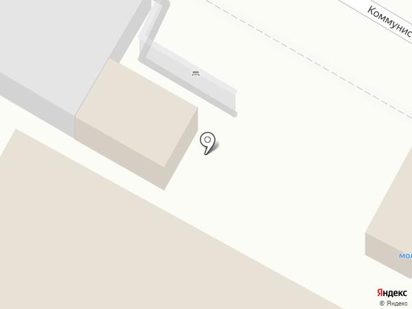 Продуктовый киоск на карте Иркутска