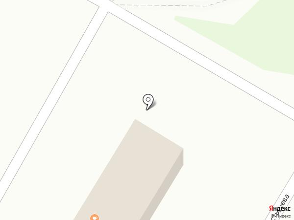 Фермер на карте Иркутска