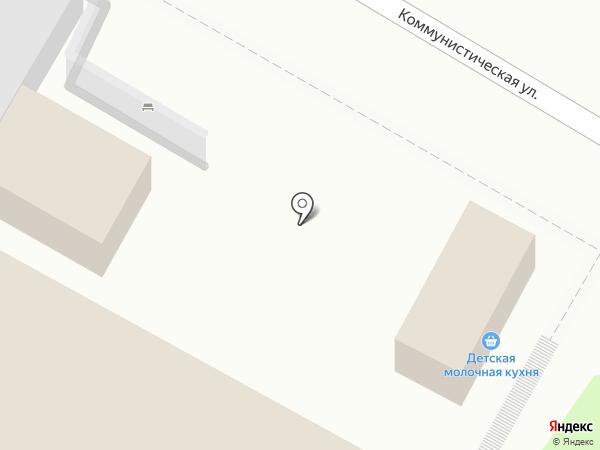 Магазин фруктов и овощей на карте Иркутска