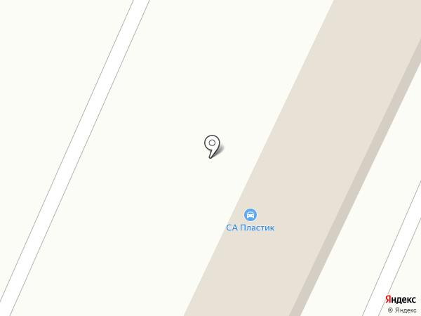 Автомир на карте Иркутска