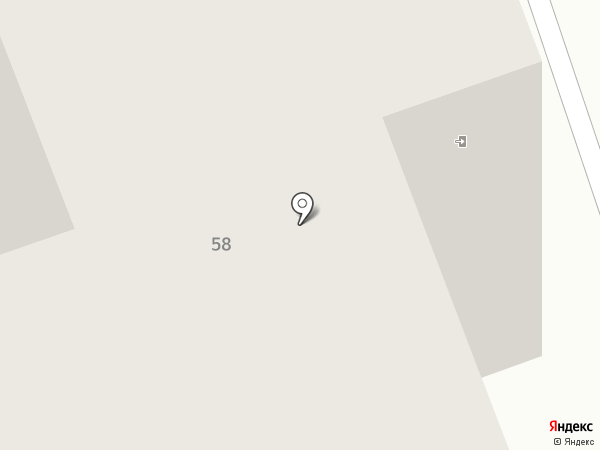 Раиса на карте Иркутска