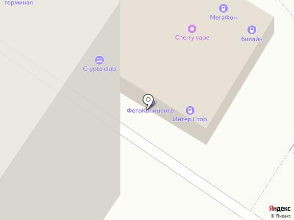 Восточный экспресс банк, ПАО на карте Иркутска