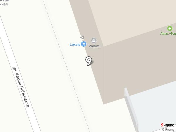 СТРОЙИНВЕСТ на карте Иркутска