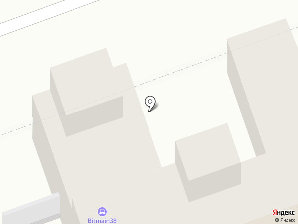Black lion на карте Иркутска