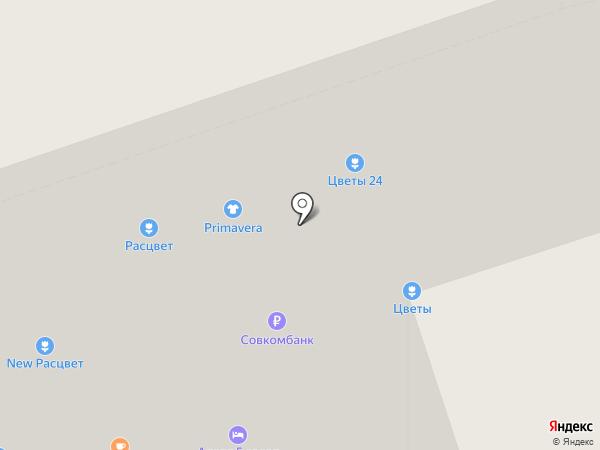Lorena на карте Иркутска