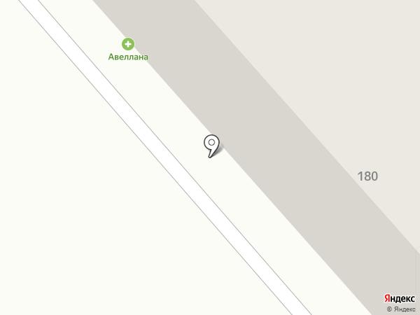 Янта у дома на карте Иркутска