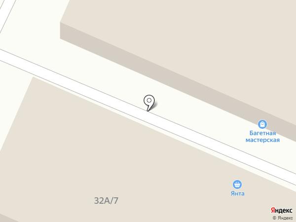 Магазин на карте Иркутска