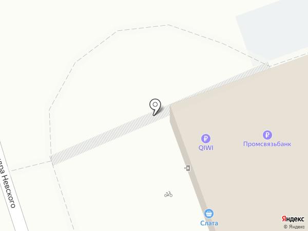 Фан-Фан на карте Иркутска