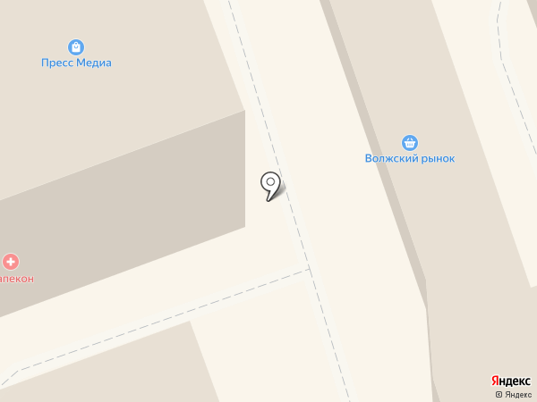 Аннушка на карте Иркутска