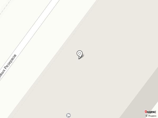 АнастасияGRAD на карте Иркутска