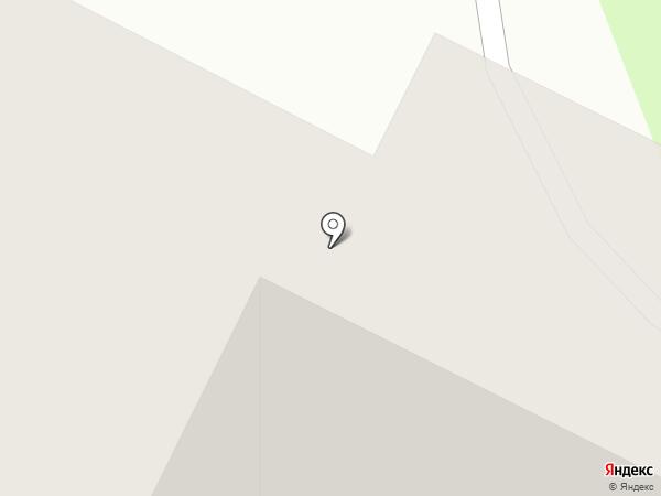 Пальма на карте Иркутска