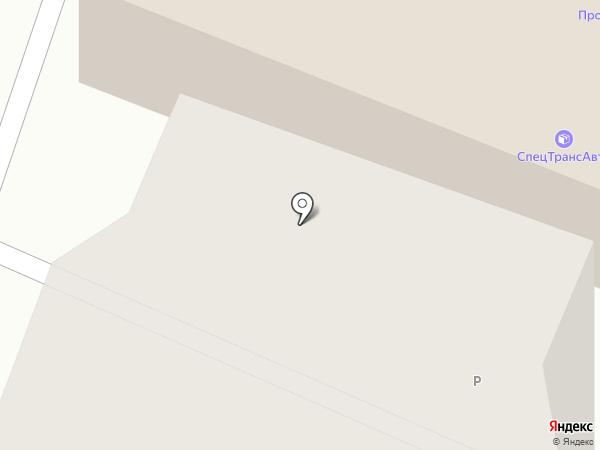 YU.LA на карте Иркутска