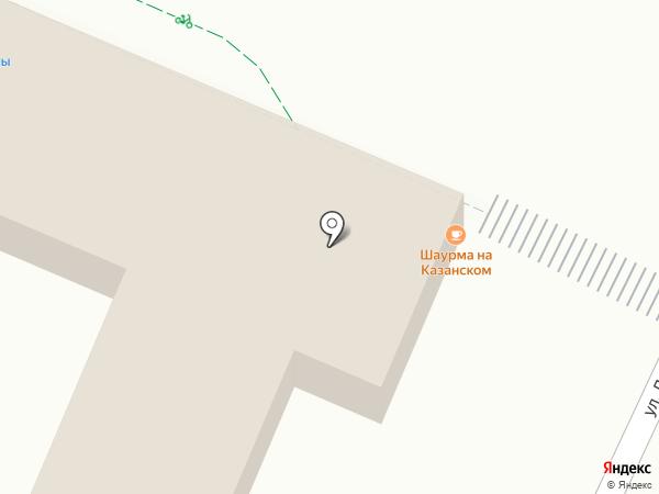 Готовим как дома на карте Иркутска