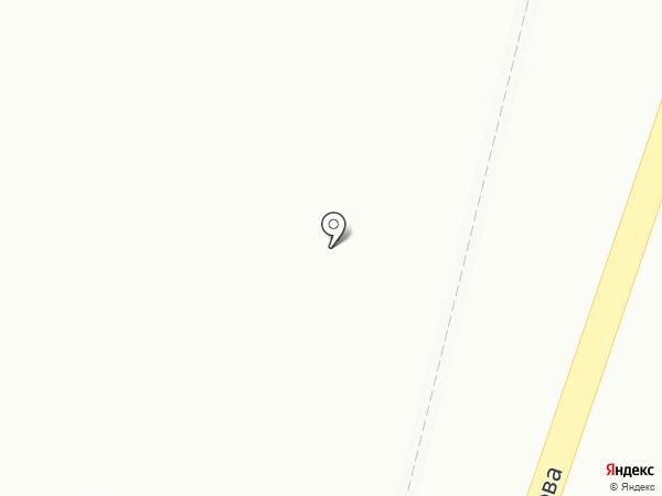 На Шевцова на карте Иркутска