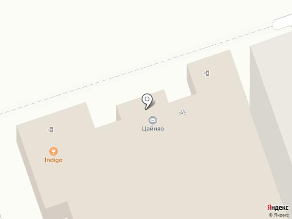 Дамский каприз на карте Иркутска