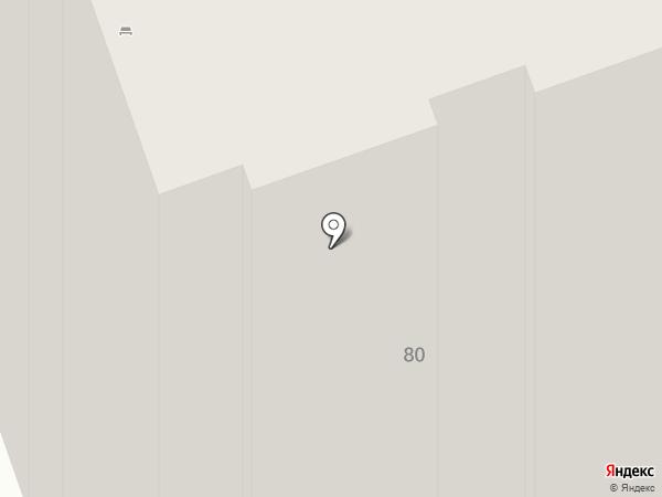 Золотой ключ на карте Иркутска