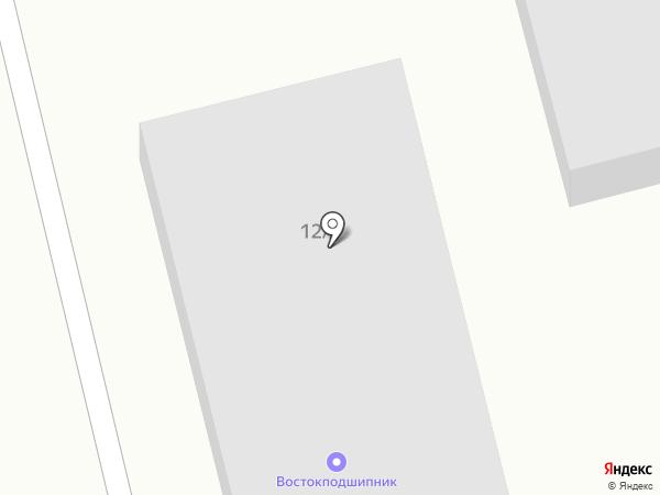 Белый Сервис Иркутск на карте Малой Топки