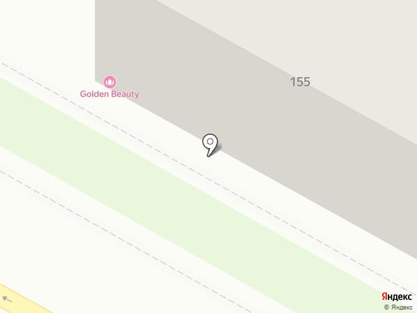АБ-SCN на карте Иркутска