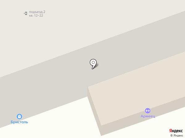 СтанкоЦентр на карте Иркутска