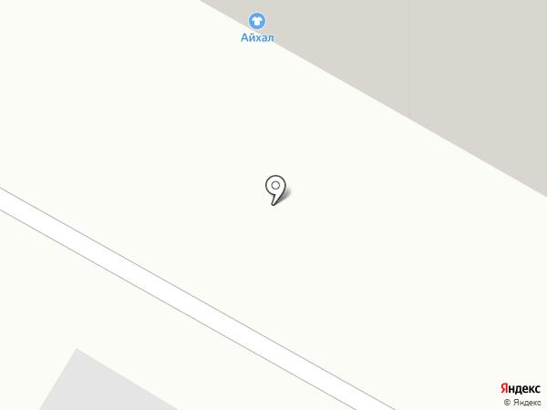 Vintage на карте Иркутска