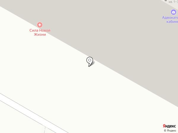 Sait38 на карте Иркутска