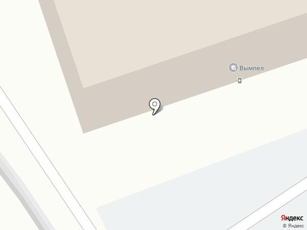 Школа каратэ для детей Влада Куприянова на карте Иркутска