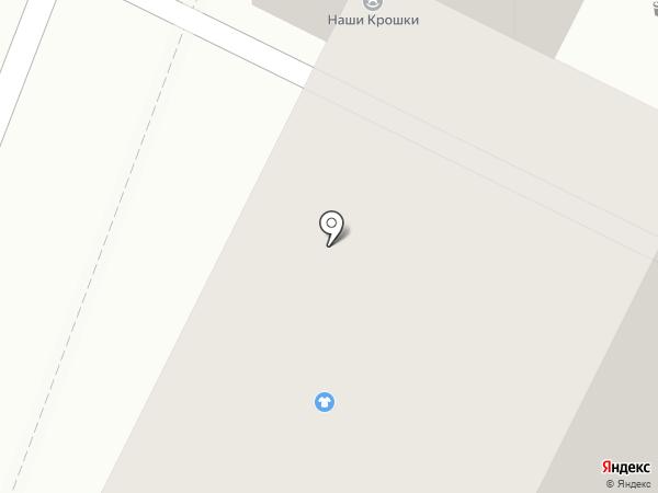 Комод на карте Иркутска