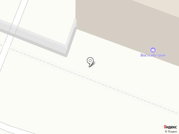 ТДА Мебель на карте Иркутска