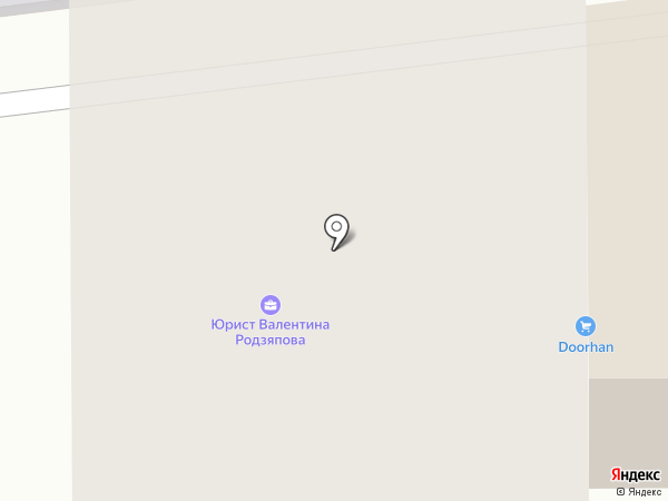 СнабПро на карте Иркутска