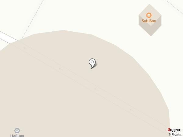 Территория квадратных метров на карте Иркутска