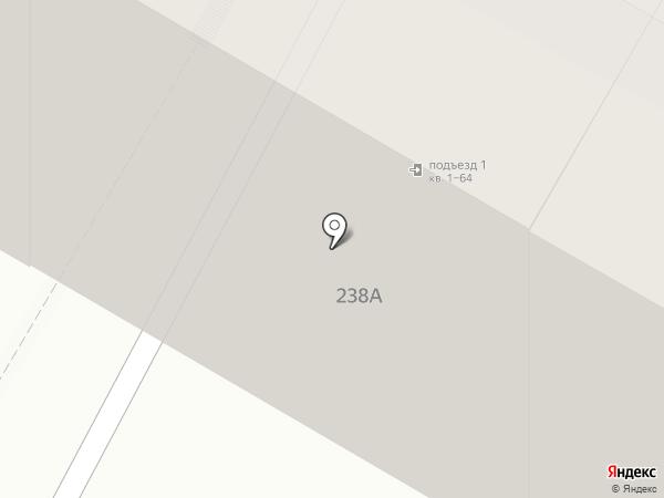 Лифтсервис на карте Иркутска