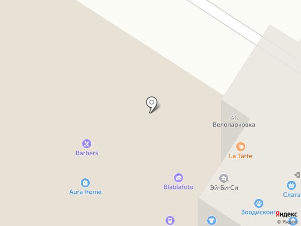 Locony.ru на карте Иркутска