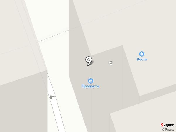 ЛИСА на карте Иркутска